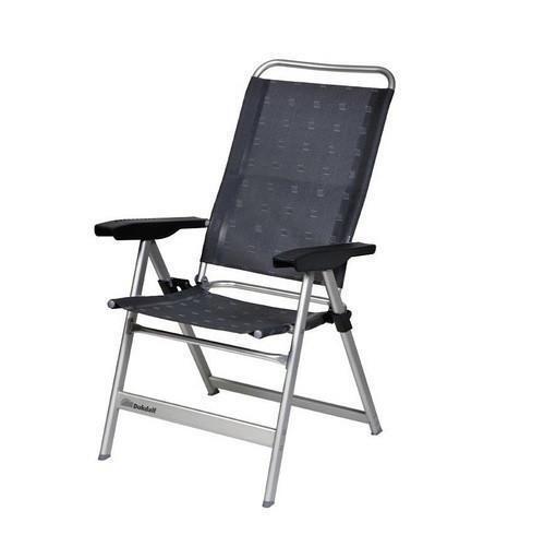 Dukdalf Dynamic Folding Camping Chair - - Chair 2018 Model - Grau 03a473