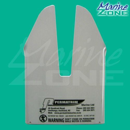 Johnson Evinrude BRP Outboard Aluminium Hydrofoil PERMATRIM  8-9.9-15-20-25-30hp