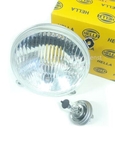 Hella faros uso h4 para John Deere tractor ~ al65757 ~ al56091 ~ al56093