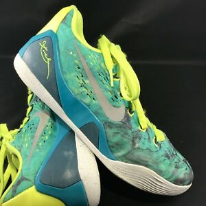 800c78fd7715 Nike KOBE IX 9 EM EASTER Elite Turbo Green Lucid Volt Men s Sz 7 ...