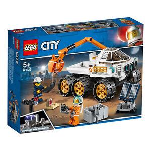 60225-Lego-City-space-port-Rover-TEST-DRIVE-Space-Adventure-Set-202pcs-5yrs