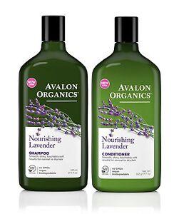 Avalon-Organics-NUTRIENTE-Lavanda-Shampoo-amp-Balsamo-325ml