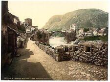 Mostar Herzegowina A4 Photo Print