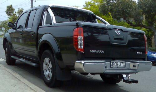 REAR RUBBER MUD FLAP SPLASH GUARD FOR NISSAN FRONTIER NAVARA D40 2004-2014 2WD