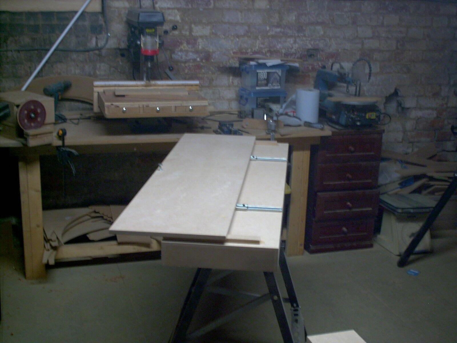 alta calidad Model Railway Sliding Traverser Table Table Table (all gauges)  el mas reciente