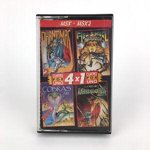 Msx-dinamic-4x1-abu-simbel-profanation-cobras-arc-Camelot-warriors-phantomas-2