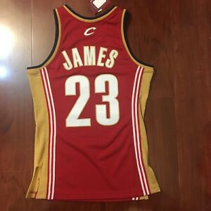b81f0b0cba3 Image is loading NEW-MITCHELL-amp-NESS-NBA-CLEVELAND-CAVALIERS-JAMES-