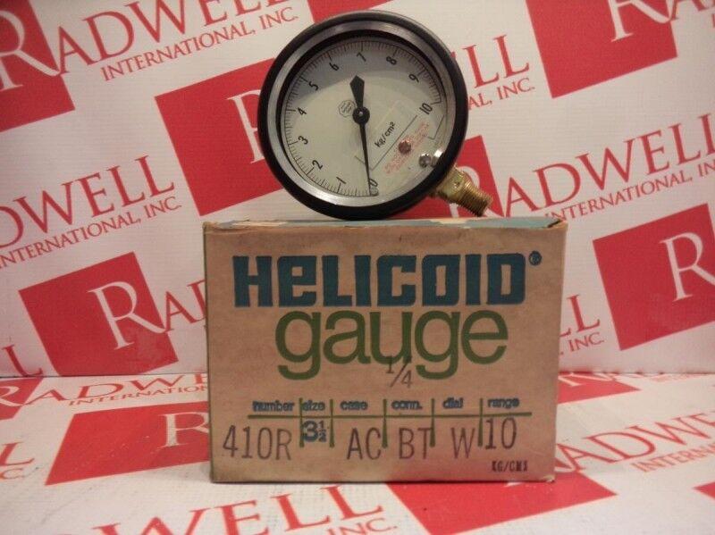 HELICOID 410R-3-1 2-AC-BT-W-10   410R312ACBTW10 (NEW IN BOX)