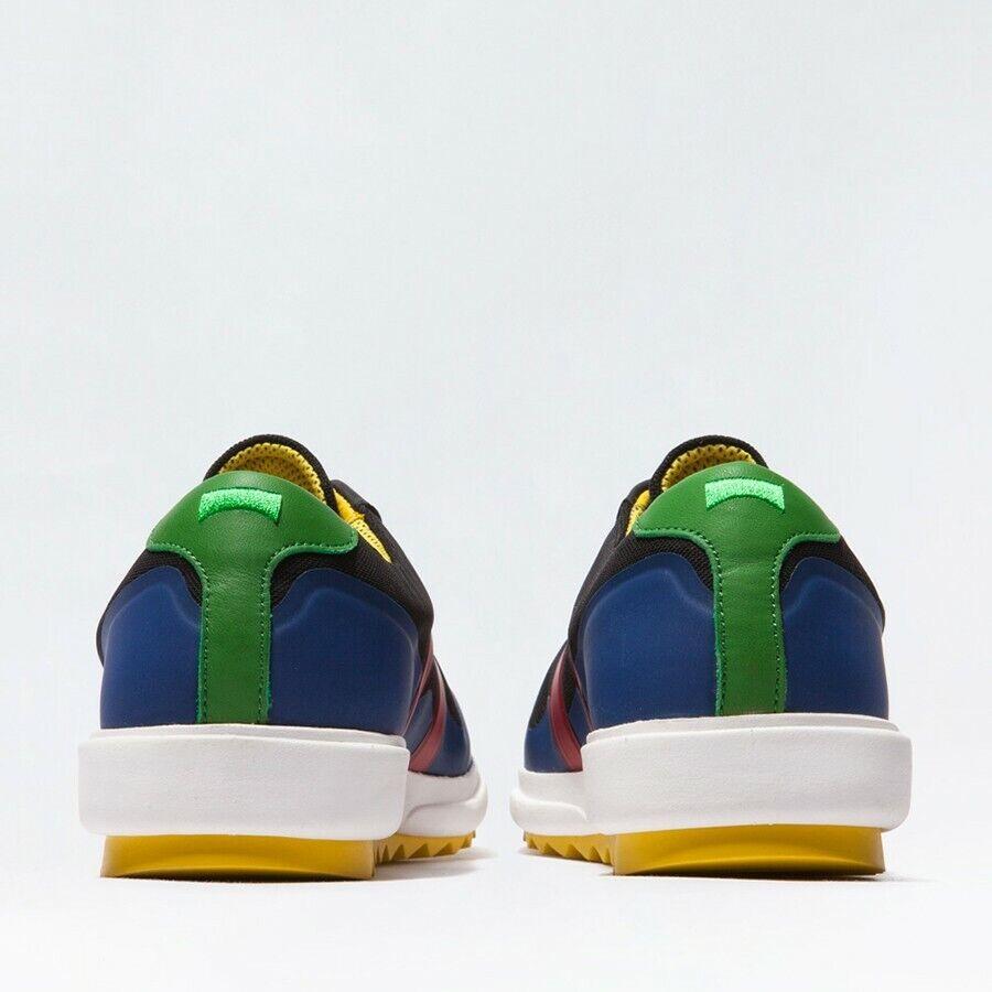 Mens Camper Camper Camper Marges Multi-Coloreeee Fashion scarpe da ginnastica NEW c39c13