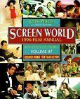 Screen World: 1996 by Hal Leonard Corporation (Paperback, 1997)