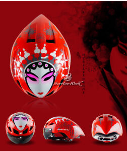 Ultralight Riding Helmet with Goggles Cycling Bike Sport Safety Head Protecter