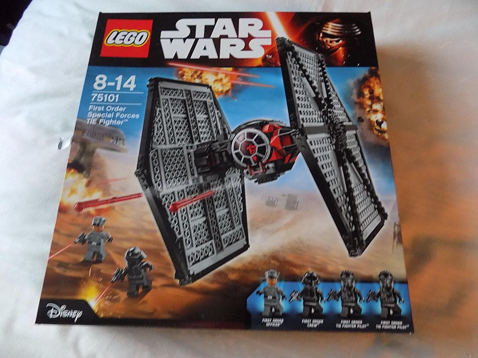 LEGO Star Wars 75101 primo ordine delle forze speciali Tie Fighter
