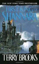Shannara: First King of Shannara by Terry Brooks (1997, Paperback)