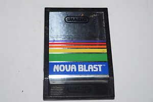 Nova-Blast-Intellivision-Video-Game-Cart-Only