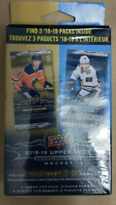 2018-2019-Upper-Deck-Hockey-Cards-Series-One-amp-Two-YOUNG-GUNS
