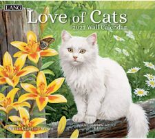 Lang Love of Cats 2020 Two Year Planner 20991071074