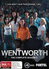 Wentworth : Season 3 (DVD, 2015, 4-Disc Set)