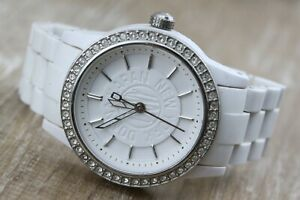 Dkny Quartz NY-8011 Large Dial Ladies Watch