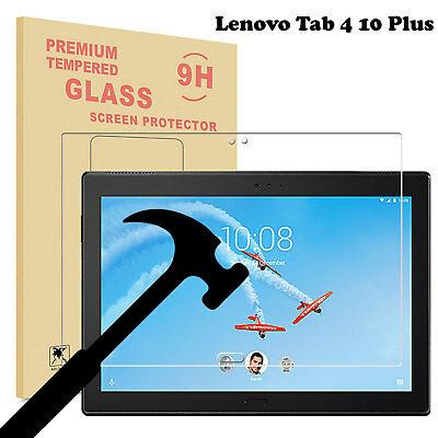 "Premium Lenovo Moto Tab 10.1/"" Tempered Glass Screen Protectors Film Shield Guard"