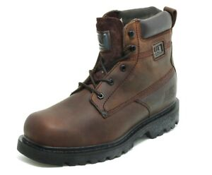 222 Chaussures à Lacets Basses Trekking Bottes Homme Cuir Caterpillar 44