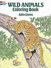 Wild Animals Colouring Book by John Green (Paperback, 2000)