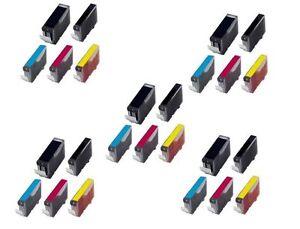 NON-OEM-25-PK-INK-PGI-220-CLI-221-PIXMA-MP990-MX860-MX870-IP4600-IP4700-IP3600