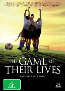 The-Game-Of-Their-Lives-DVD-2007-Australian-stock