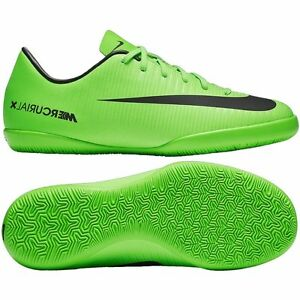 25af0635f1 Nike Mercurial X Vapor XI IC Indoor Soccer SHOES 2017 Ghost Green ...