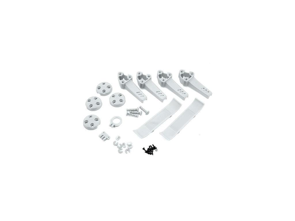 Plastic Kit White - Vortex Pro