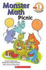 Scholastic Reader Level 1: Monster Math Picnic by Grace Maccarone, Marilyn Burns (Paperback / softback)