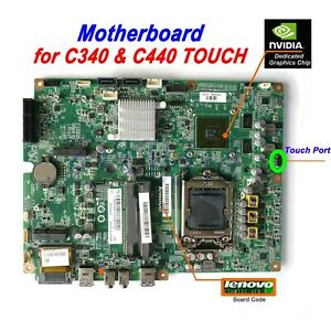 Lenovo-C340-C440-TOUCH-21-5-034-AIO-Intel-s115X-CHI61S1-Ver-1-0-Motherboard