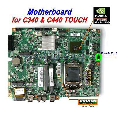 """LENOVO C260 19.5/"""" AIO 90007027 LA-B001P ZAA00 w// J2900 CPU HDMI MOTHERBOARD USA"""