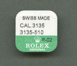 Details about Genuine FACTORY SEALED Rolex CAL. 3135 Part 510 Driving Wheel for Ratchet Wheel