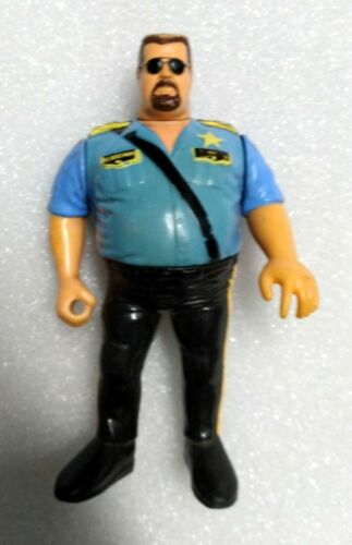 Wrestling WWF BIG BOSS MAN Hasbro 1990/'s Action Figures wwe GIG