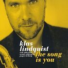 The Song is You by Klas Lindquist (CD, Jun-2015, Do Music)