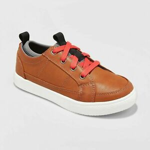 Boys-039-Arlo-Sneakers-Cat-amp-Jack-Brown-4