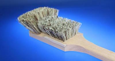FaßbÜrste BÜrste HolzfÄsser Reinigen Faß StielbÜrste Barrel Brush Baril Brosse Ein Kunststoffkoffer Ist FüR Die Sichere Lagerung Kompartimentiert