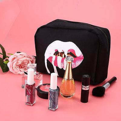 Portable Multifunction Kylie Kollection Birthday Cosmetic Bag Makeup Set