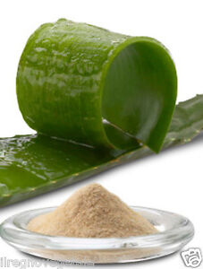 Aloe-Vera-Polvere-Senna-Lassativo-Naturale-Intestino-Regolare-Digestione-Vegan