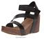NEW Blowfish Malibu Women/'s HAPUKU Strap Wedge Sandal Shoes