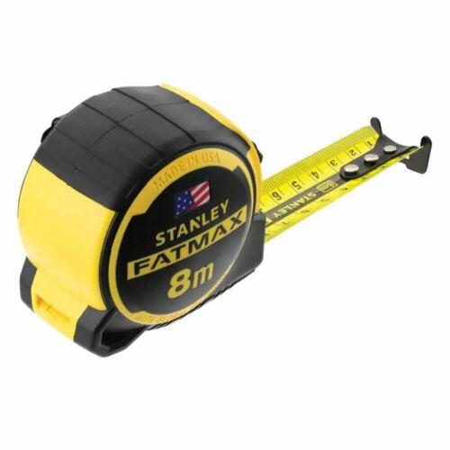 STANLEY STA036327 FATMAX NEXT GENERATION Bande 8 m Largeur 32 mm Métrique Seulement