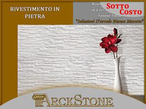 Arckstone piastrella mattonella rivestimento gres effetto pietra