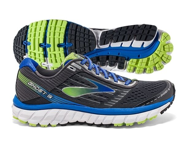 Brooks Ghost 9 Mens Runner (D) (060)  + Free Aus Delivery