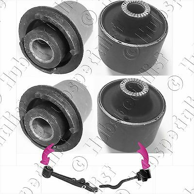 FRONT LOWER CONTROL ARM BUSHING STRUT ROD BUSHING FOR 1990-1994 LEXUS LS400 PAIR