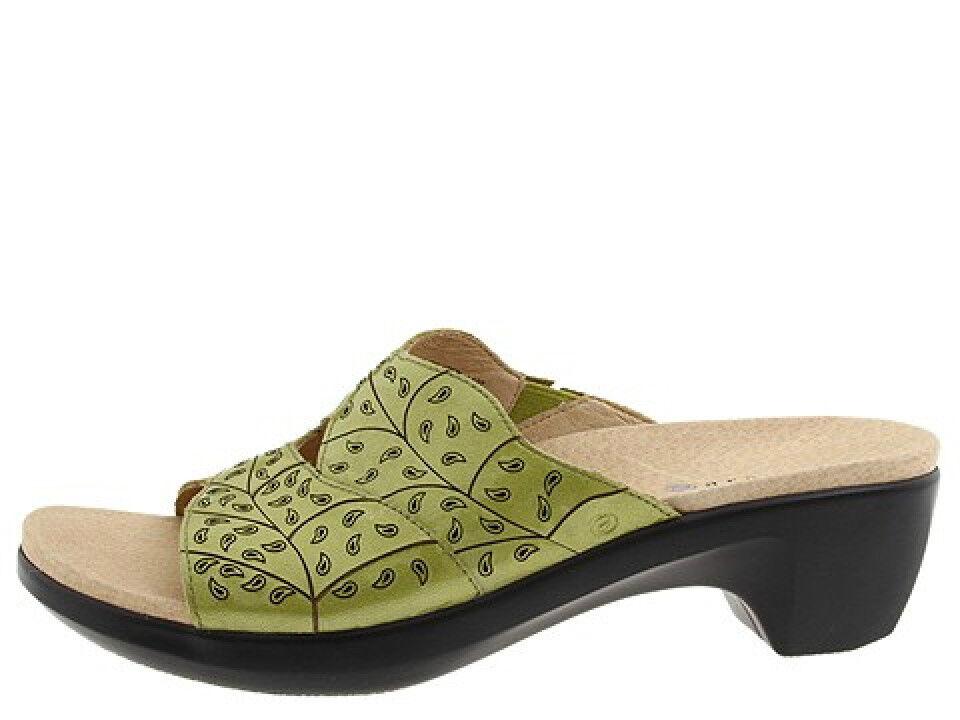 Aravon Petra WSP03BZ Bronze Patent Sandals shoes 7 B B B 07390c