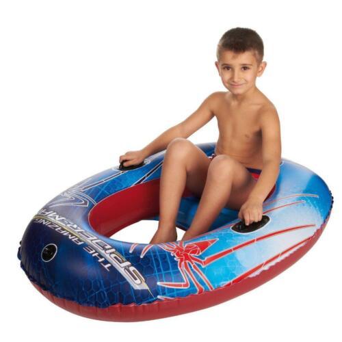 The Amazing Spiderman Aufblasbar Jungen Tretboot Boot Float Strand Spielzeug Neu