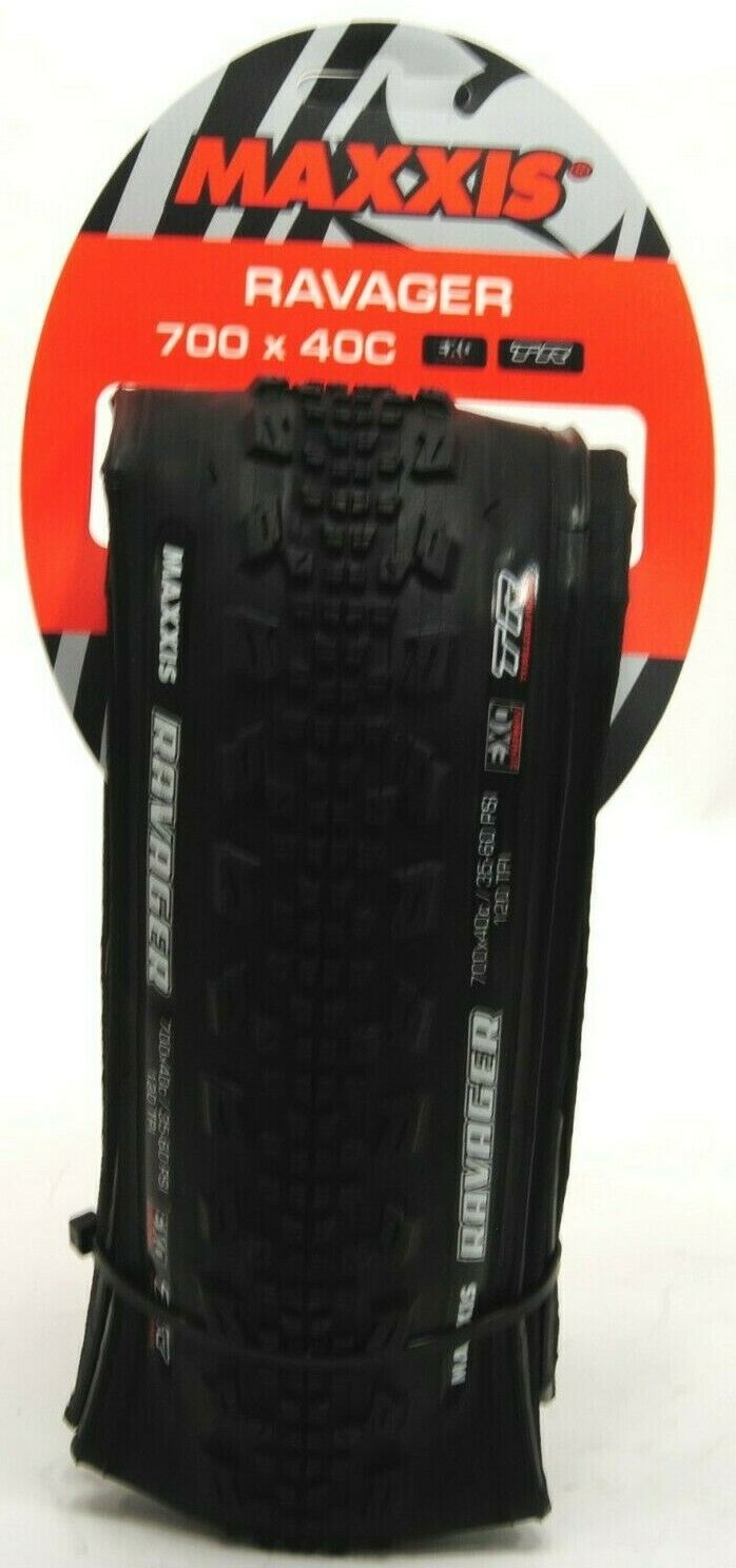 CST Pika Dual Compound Tire Wire Bead C1894 700C Black Wall 700 X 38