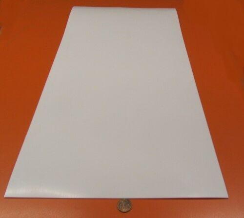 """Teflon PTFE Virgin Sheet 1//16/"""" .062/"""" x 12/"""" x 24/"""" White"""