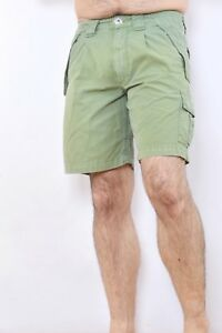 reputable site f5987 4ece3 Details about MURPHY & NYE Military Green Pants Trousers Shorts 100% Cotton  W31 Vintage 90s