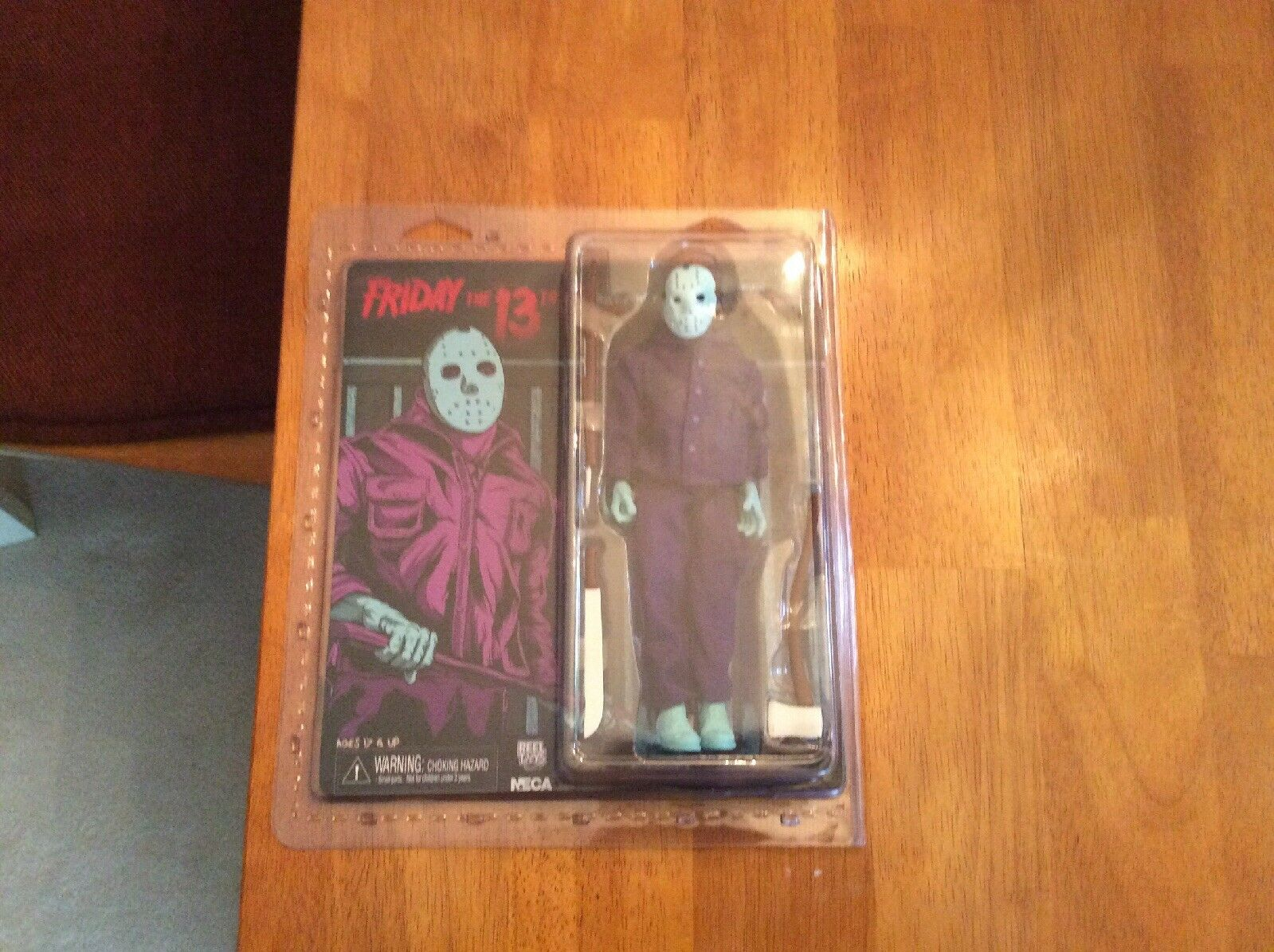 NECA Nes Jason Voorhees Videojuego TRU exclusivo Friday the 13TH figura 8 Bits